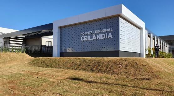 Galeria Hospital Regional de Ceilândia