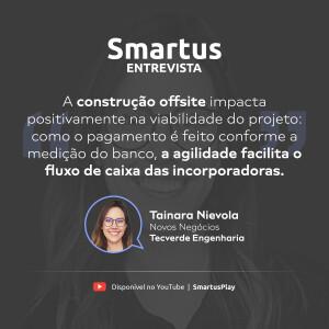 [SPLAY] Tainara Nievola - Tecverde Engenharia - IG, FB e LinkedIn