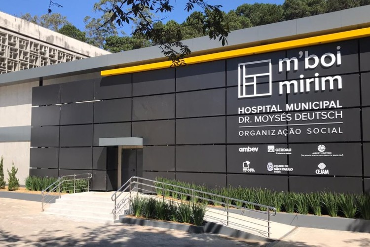 Hospital M'boi Mirim